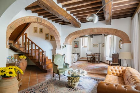 AMAZING HOME IN TUSCANY - Montepulciano