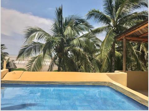 Quédate en la playa ! Levu Suites Villa 2