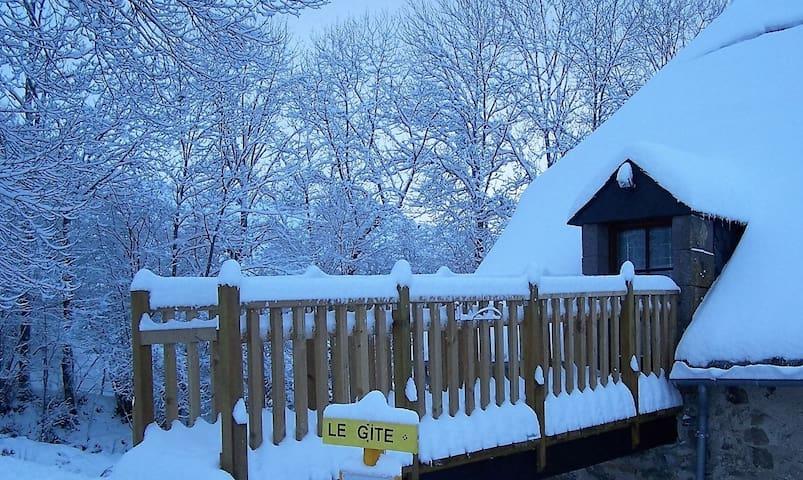 Location de gîte Auvergne - Massif du Sancy