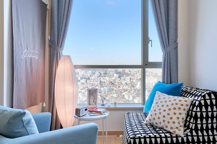 """[1 min from Airport Bus Stop]""""Your Home""""in Gangnam"""