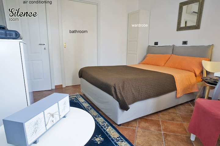 Top floor 100 m Central Station... - Milan - Apartment
