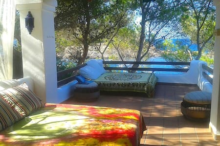 Lovely room, over the Ocean in Portinatx, Kayaking - Sant Joan de Labritja