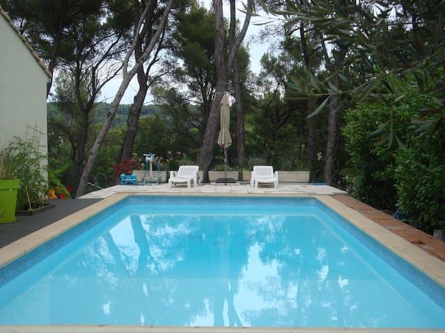 Eté indien en Provence - Bouc-Bel-Air - บ้าน