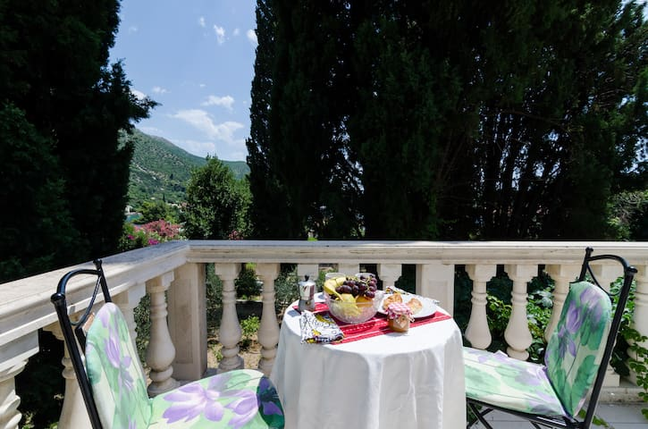 Villa Rosa Apt #1 Zaton/Dubrovnik