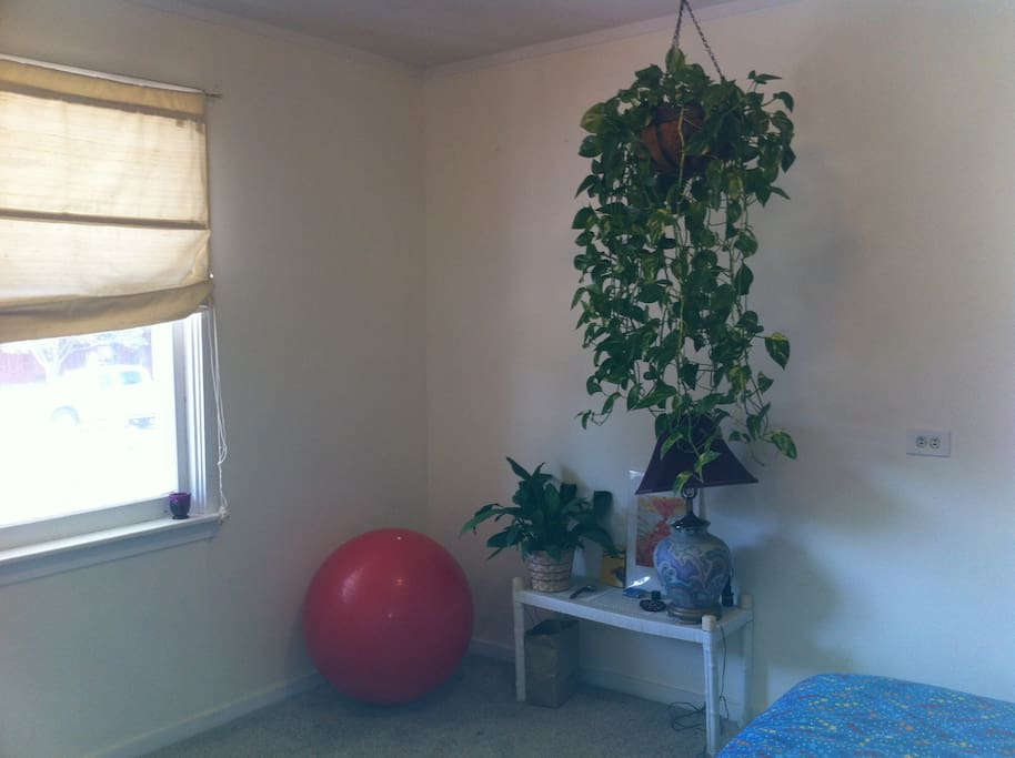 Alternate Sitting Style, Guest Bedroom