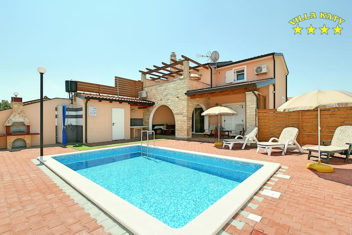 House with pool in Istria - Buje - Casa