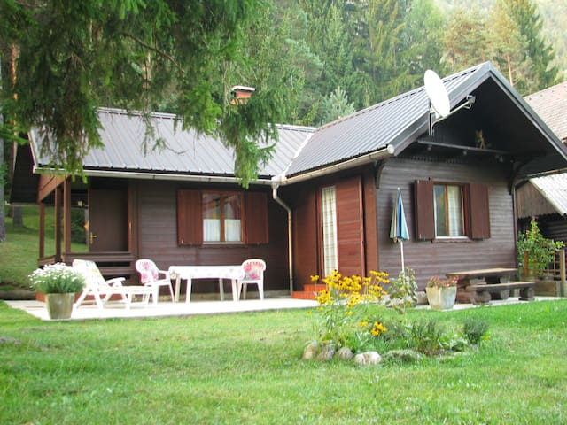 Apartma Klinar, Gozd Martuljek - Gozd Martuljek - Huis