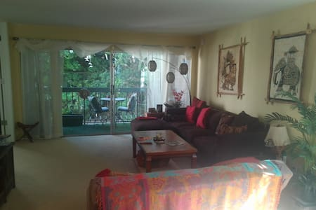 Private room with a worldly vibe - Culver City - Flat