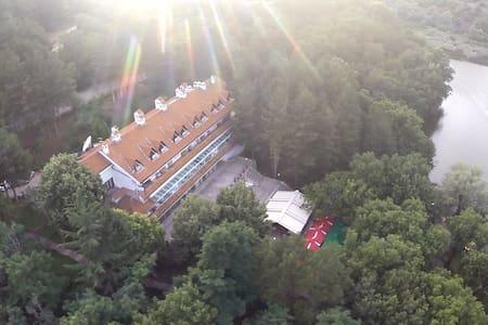 Euro Hotel Gradche - Kochani - Hus