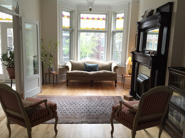 Beautiful Outremont/Mile End home - Montreal - Byt