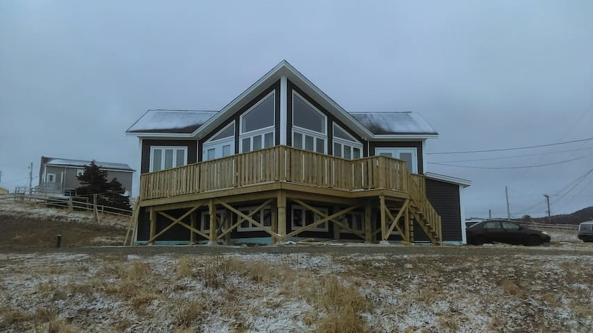 home on the atlantic ocean - Pouch Cove - House