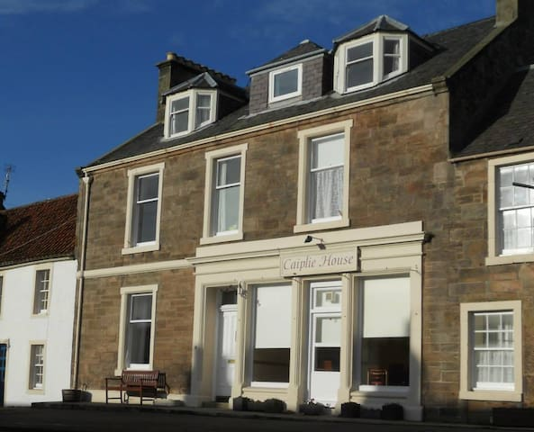 Caiplie House - Large self catering - Crail - Casa