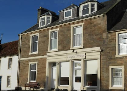 Caiplie House - Large self catering - Crail