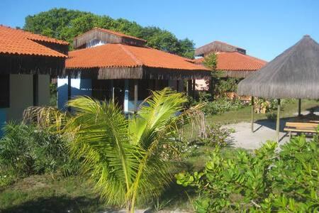 """CoresDoMar """"Casa Sol"""" Taipu de Fora - Taipu de Fora -Barra Grande"""