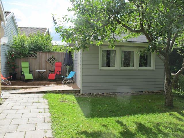 Garden house in Lund