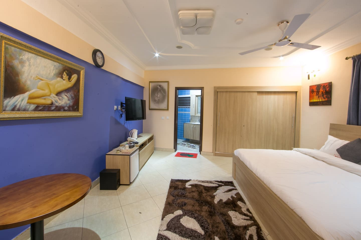 Finnest Hideout In Central Accra
