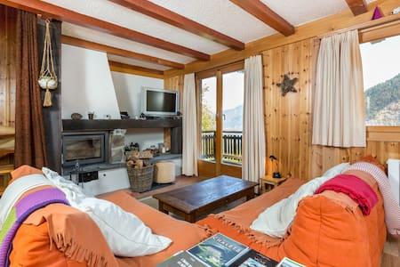 Magnifique chalet de vacances - Salvan - Alpstuga