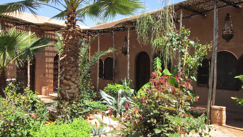 The house has five rooms - Marrakesh - House