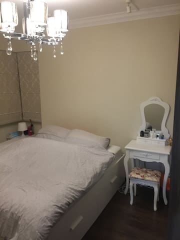 Modern Masterbed room with great view near airport