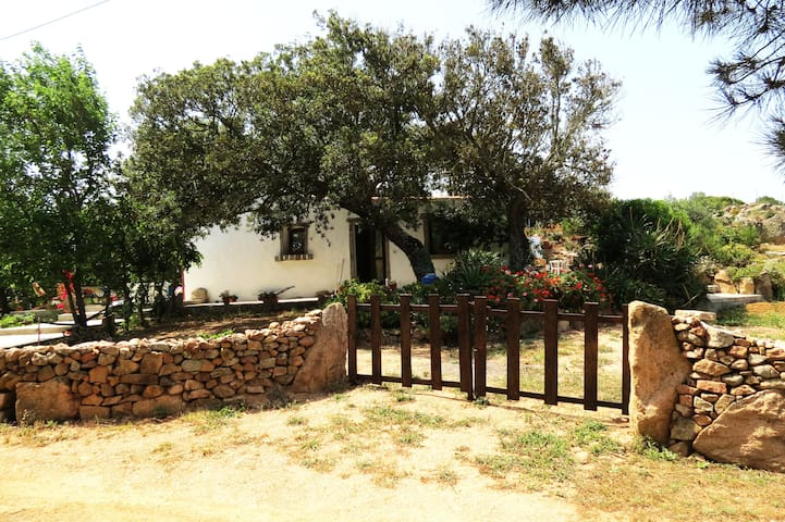 "STAZZO LA PETRA CARRIATA""li caseddi""-Country House"