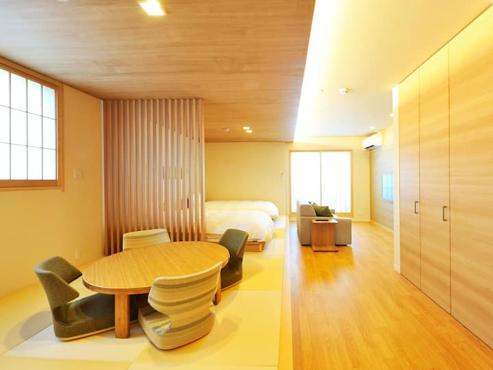 51㎡ large space!max.5 guests◆Japanese Superior
