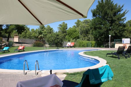 INCROYABLE: CONFORT-SERVICES- maison GOLF Bonmont! - Mont-roig del Camp - Casa