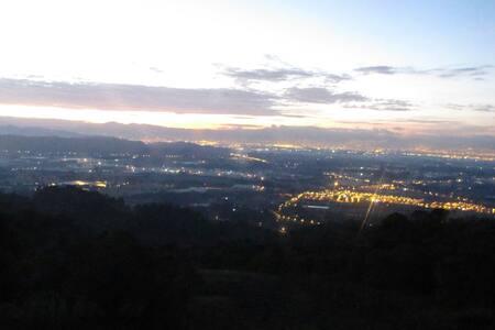 Cabañas super vista sabana Bogotá - el rosal