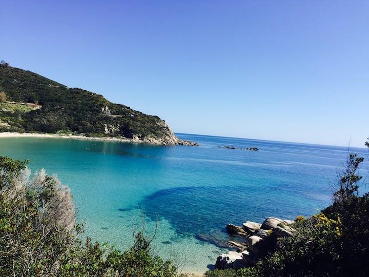 La casa sul mare Isola d'Elba