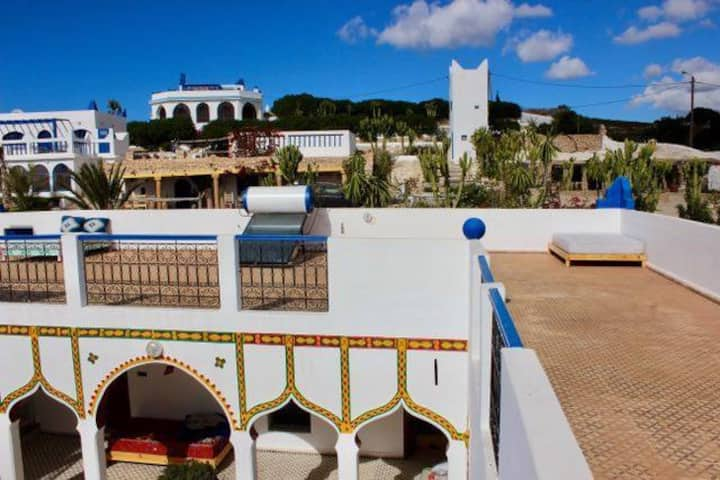 L'Air De La Mer Hotel, Sidi Kaouki,Essaouira