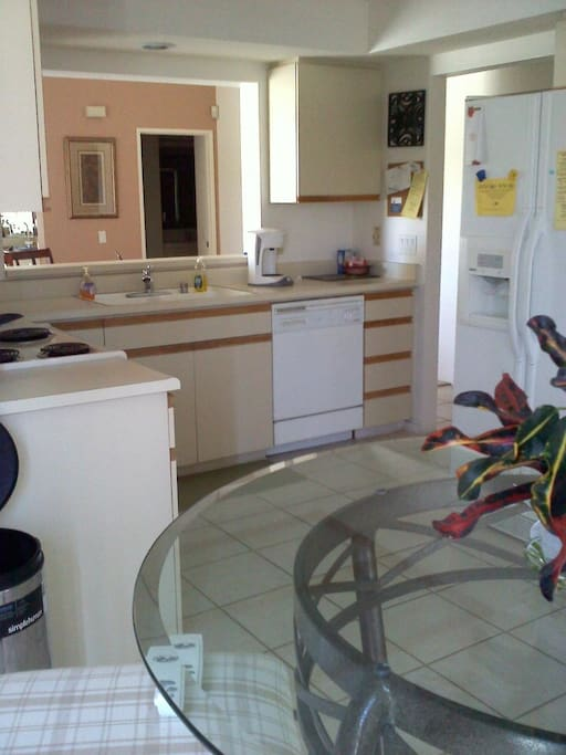 Eat in Kitchen w/ all amenities included