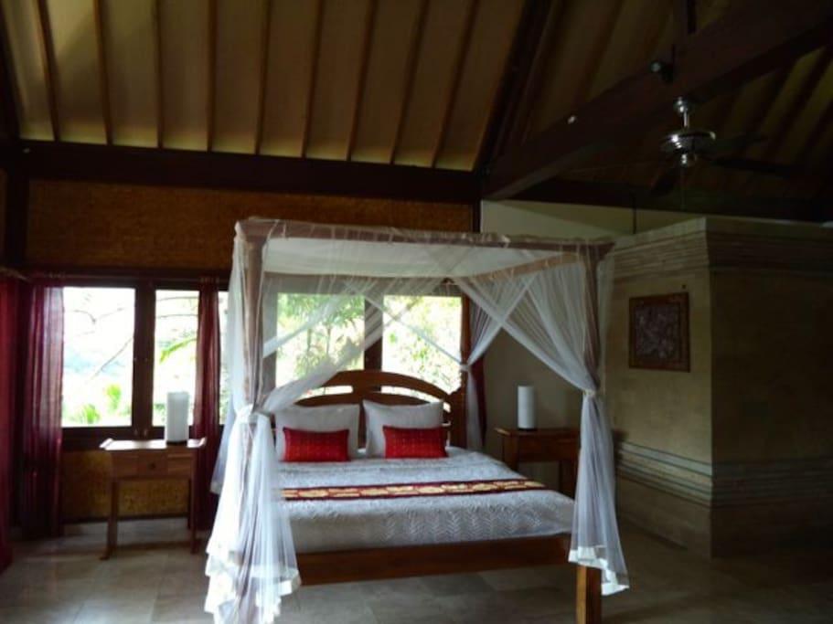 Madu Bulan 1, Sunrise Villa Bali