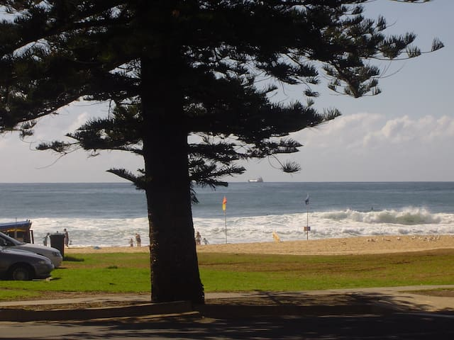 Quality apartment opposite beach - Austinmer - Apartamento