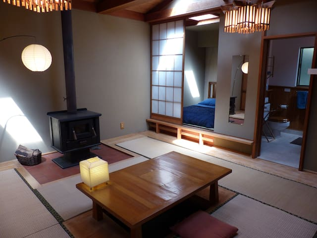 Traditional Japanese Tea House - Berkeley - Casa