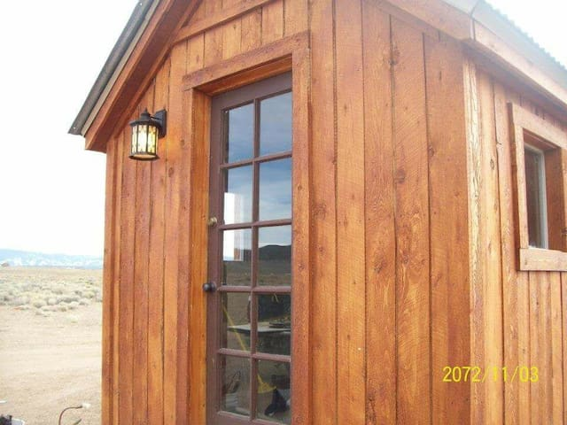 Tiny house country experience