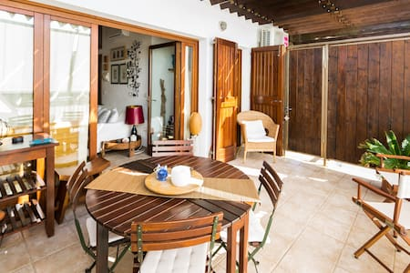 Charming apartment in  Capo Testa - Capo Testa