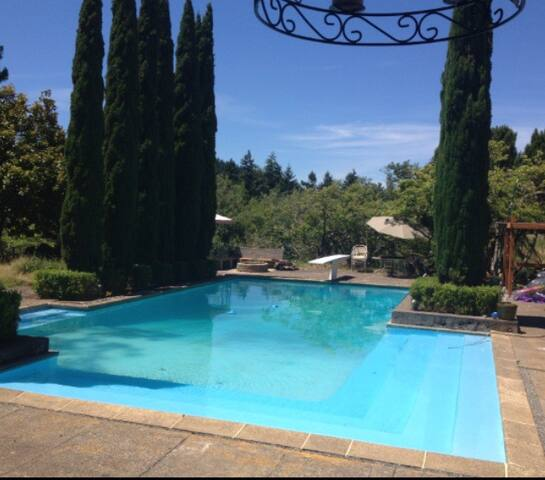 Old Hollywood Vintage Villa - Eugene - Villa