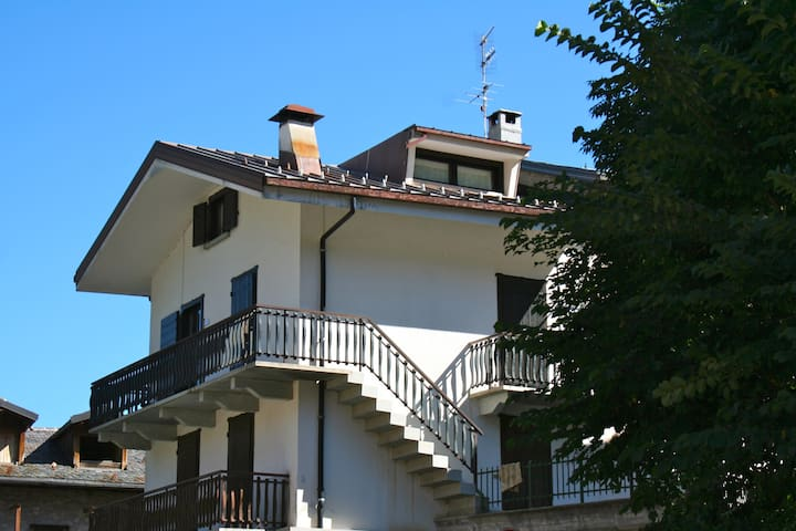 Family Holidays in the Alps!! - Limone Piemonte - บ้าน
