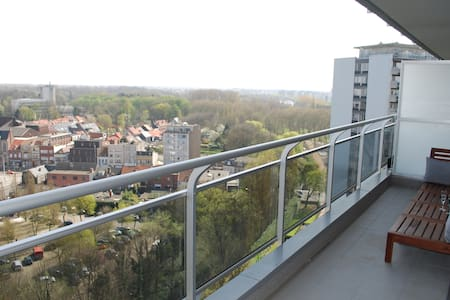 View of Antwerp - Antwerp - Apartment