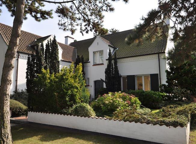 Confortable Villa -Knokke Zoute - Knokke-Heist - Rumah
