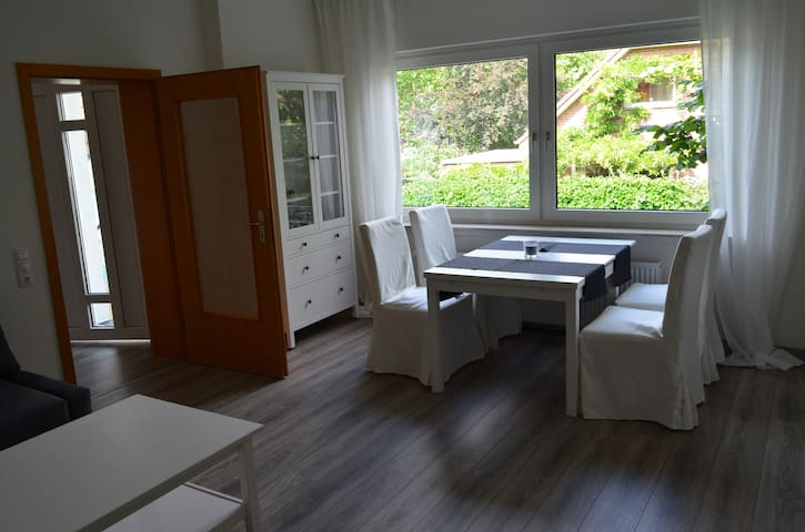 Helle,gemütliche Ferienwohnung - Bad Lippspringe - Appartement