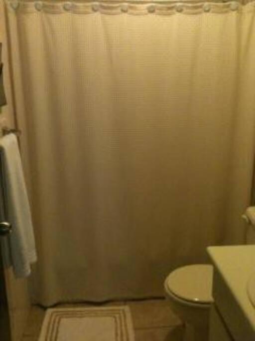 Master room bathroom.