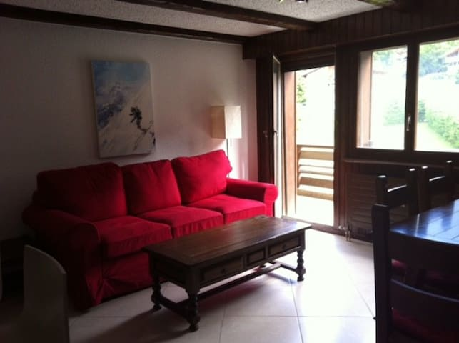 Cosy Apartment in Center of Verbier