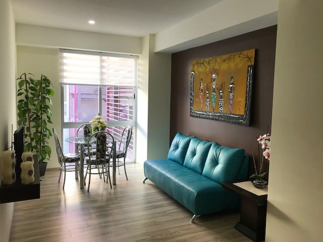 Nuevo y Bello Dpto - New & Lovely Apartment