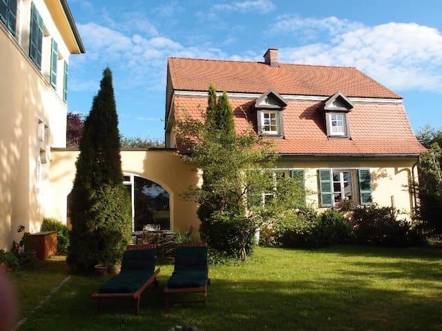 Ferienhaus Alte Schule - Blaufelden - Casa