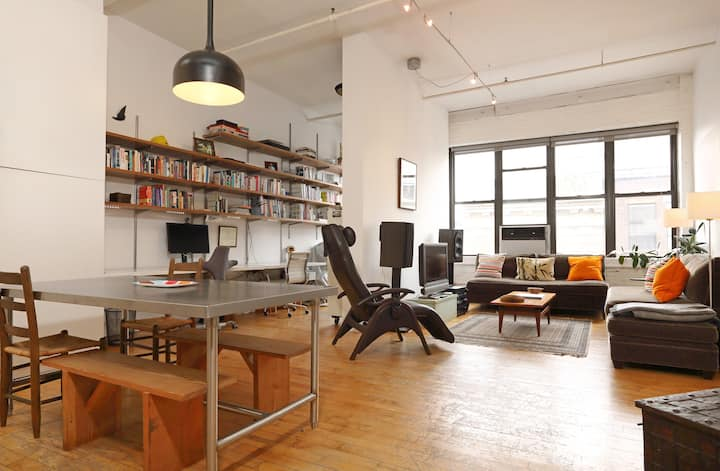 Luxury Williamsburg, Brooklyn LOFT