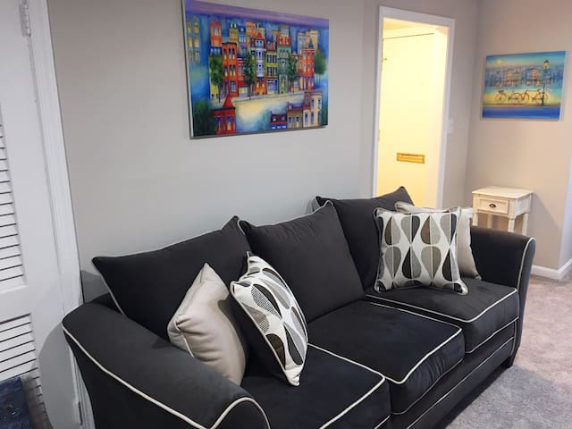 Capitol Hill's perfect location: newly renovated! - Washington - Apartamento