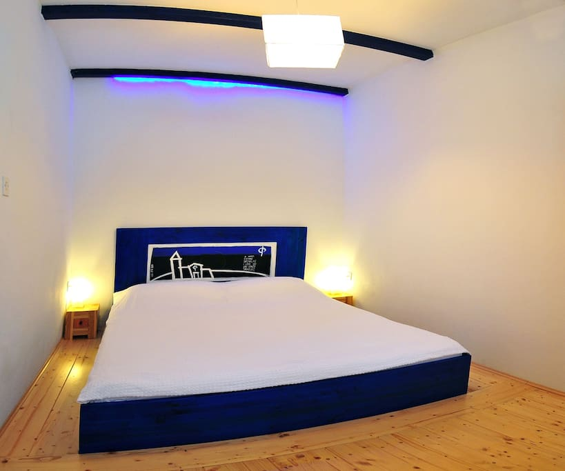 bedroom, Hvar blue by us