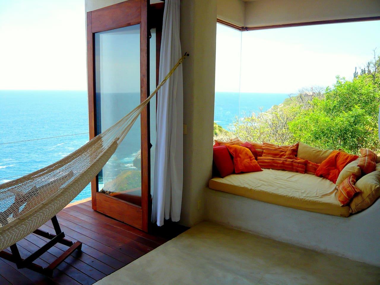 Sea view loft