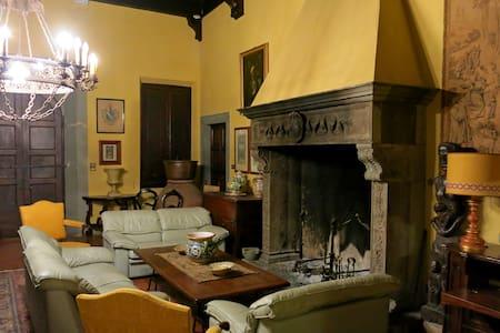 Charming Renaissance Villa Apt  - Impruneta - Bed & Breakfast