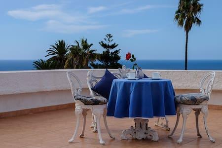 Beautiful bungalow with sea view - Los Realejos - Ev